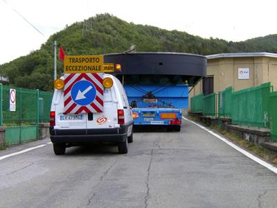 Le procedure di rilascio delle autorizzazioni di veicoli e trasporti eccezionali, di tipo industriale ed agricolo